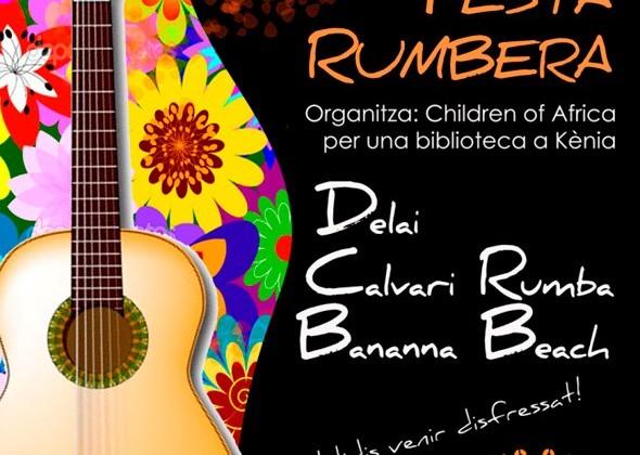 FIESTA RUMBERA BENÉFICA DE CARNAVAL